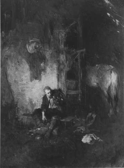 Marodeur im Stall