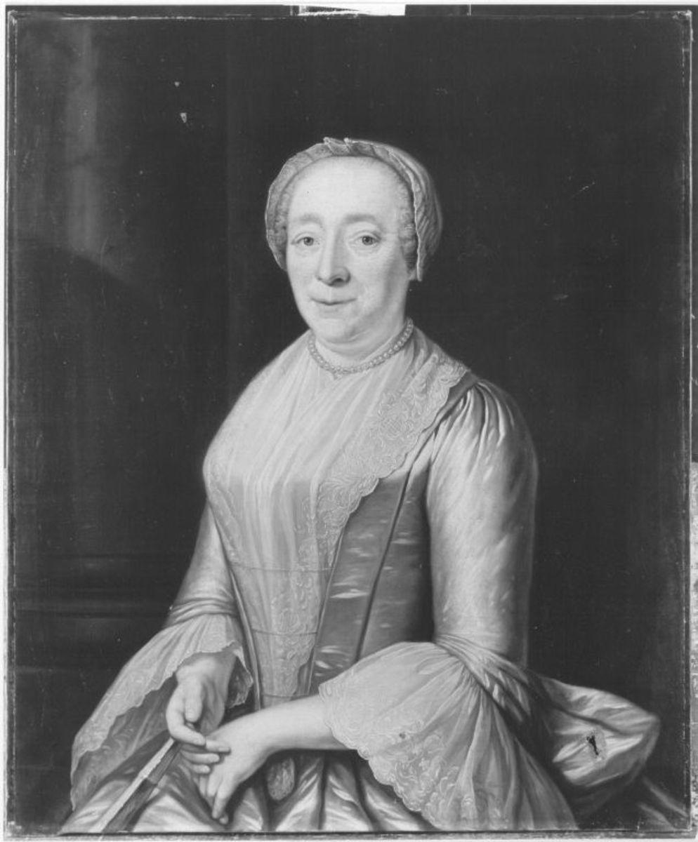 Bildnis einer älteren Dame