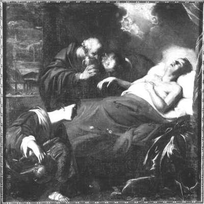 Tod des hl. Laurentius