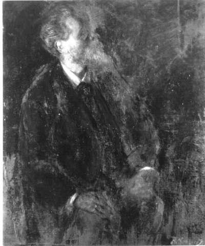 Der Vater des Künstlers