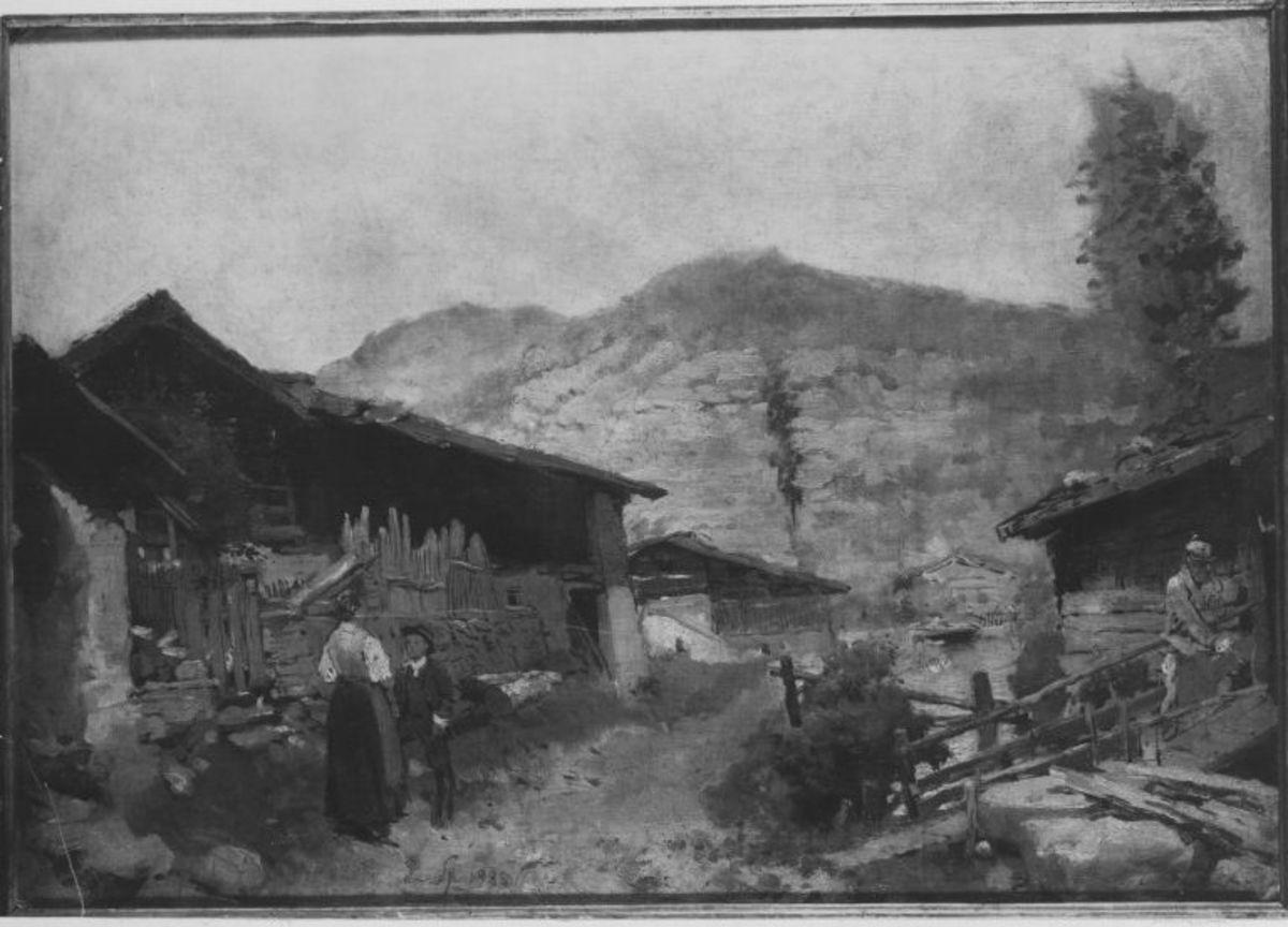 Gebirgsdorf