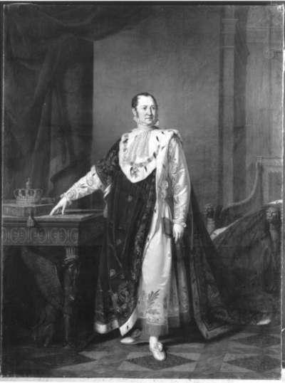 König Max I. Joseph von Bayern
