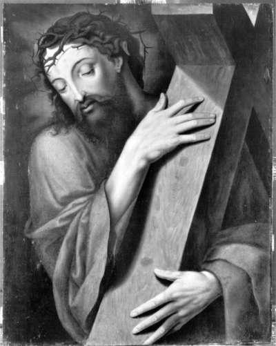 Kreuztragender Christus