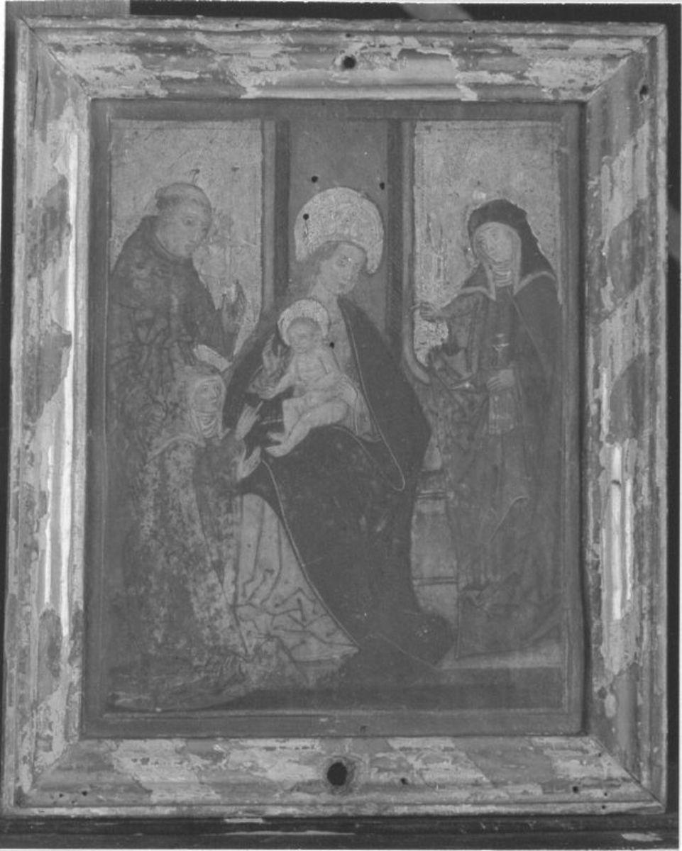 Die Vermählung der hl. Katharina