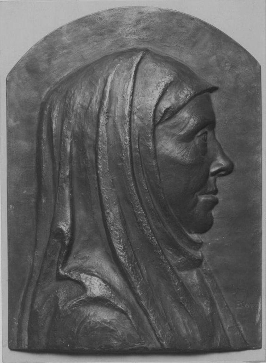 Bildnis einer älteren Frau