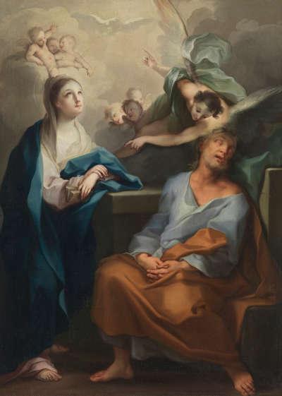 Traum des hl. Josef