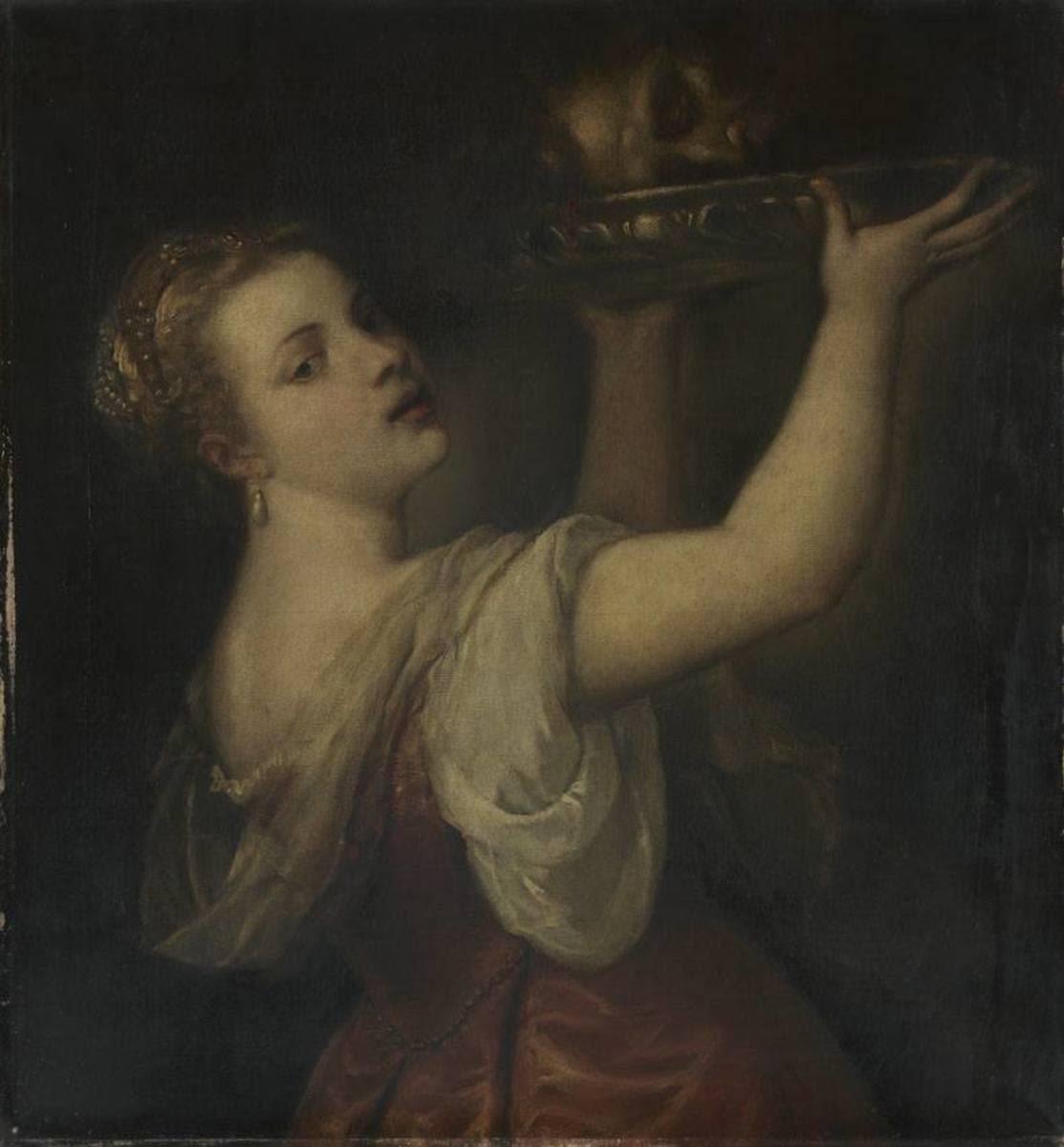 Salome (nach Tizian)