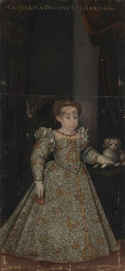 Katharina, Tochter Karls III. von Lothringen (1573-1648)