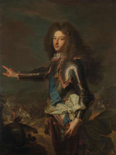Louis de France, Duc de Bourgogne