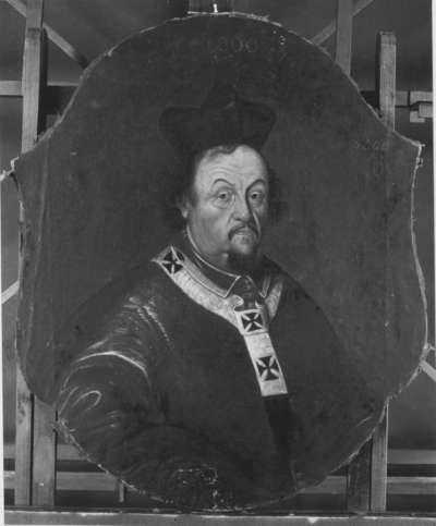 Bildnis eines geistlichen Würdenträgers