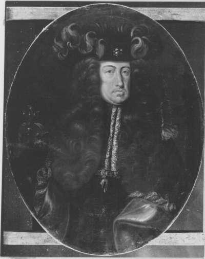 Bildnis des Kaisers Karl VI.