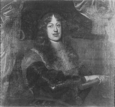 Bildnis des Erzherzogs Sigismund Franz von Österreich, Bischof von Augsburg, Gurk und Trient, Landesfürst von Tirol (1630-1665)