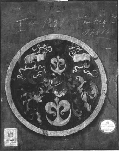 Schiebedeckel zum Bildnis Ronner (WAF 547 a)