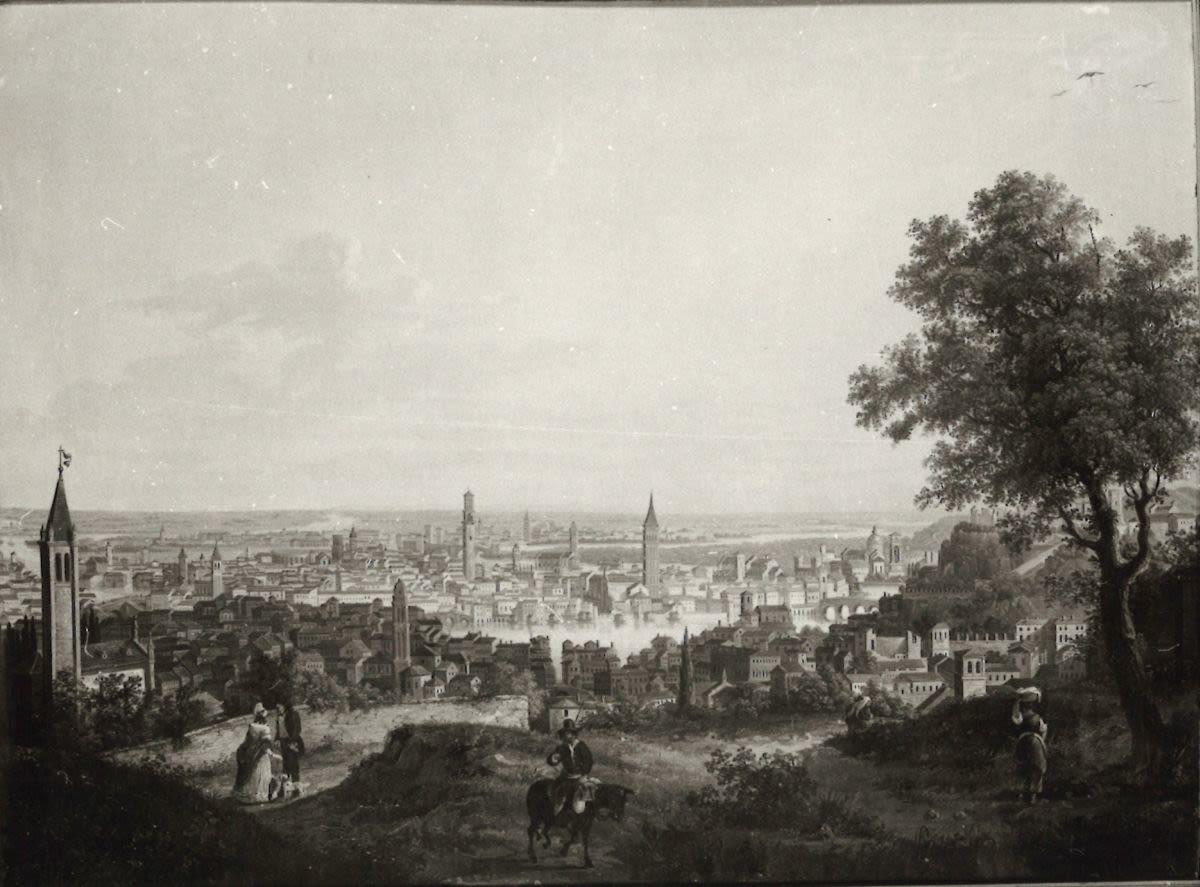 Ansicht von Verona
