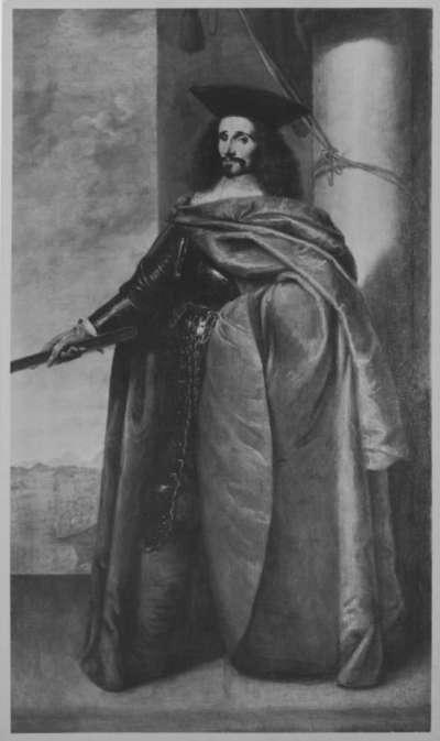 Venezianischer Admiral Lazaro Mocenico