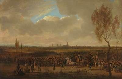 Die Einnahme von München durch bayerisch-französische Truppen (Berthier-Zyklus)