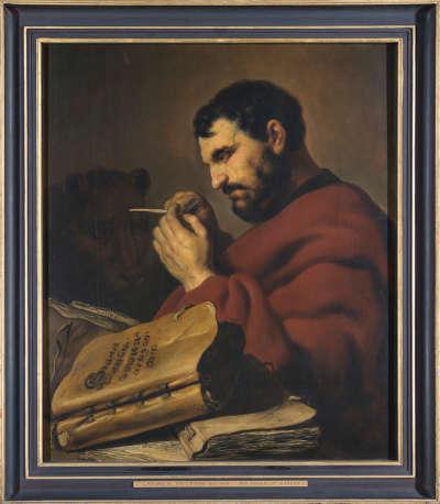 Der Evangelist Markus
