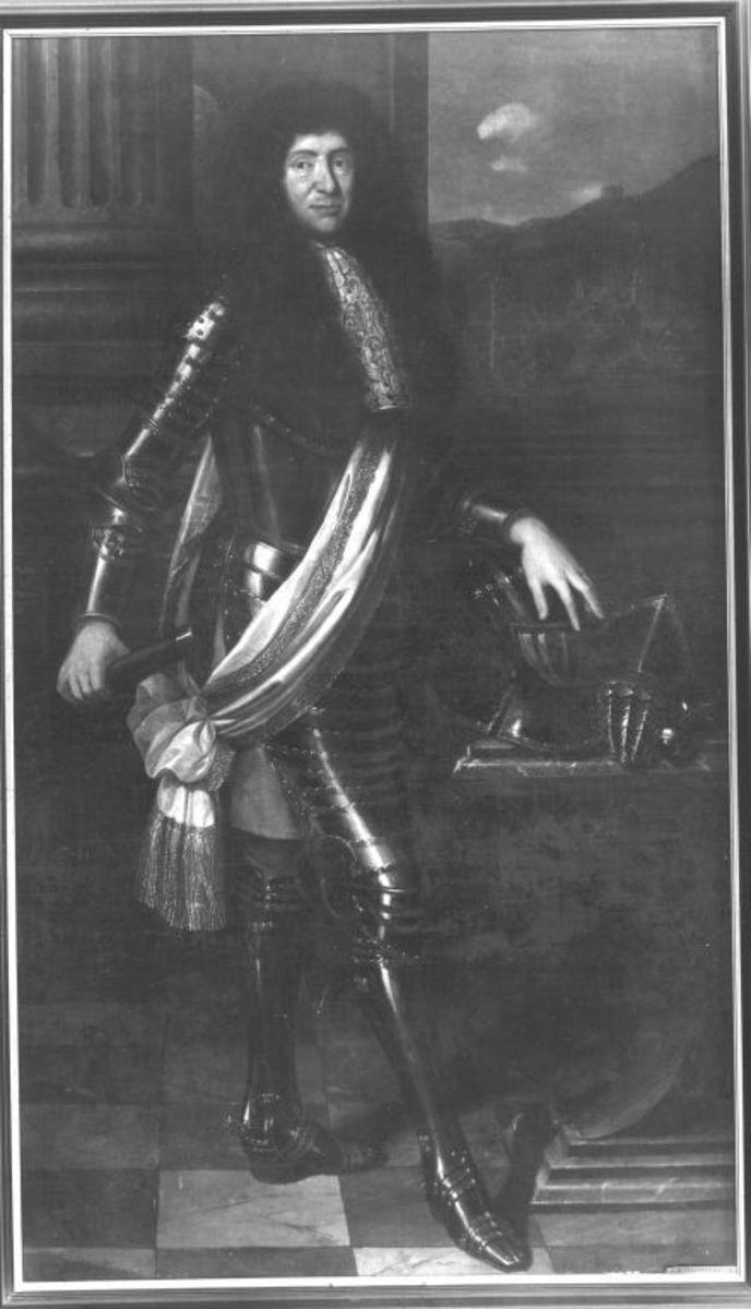 Bildnis des Pfalzgrafen Leopold Ludwig von Pfalz-Veldenz (1625-1694)