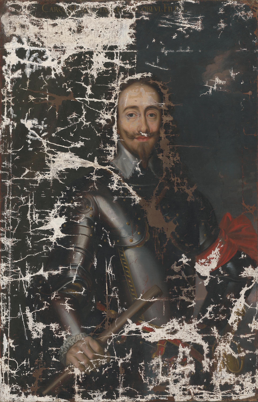 König Karl I. von England (nach van Dyck)