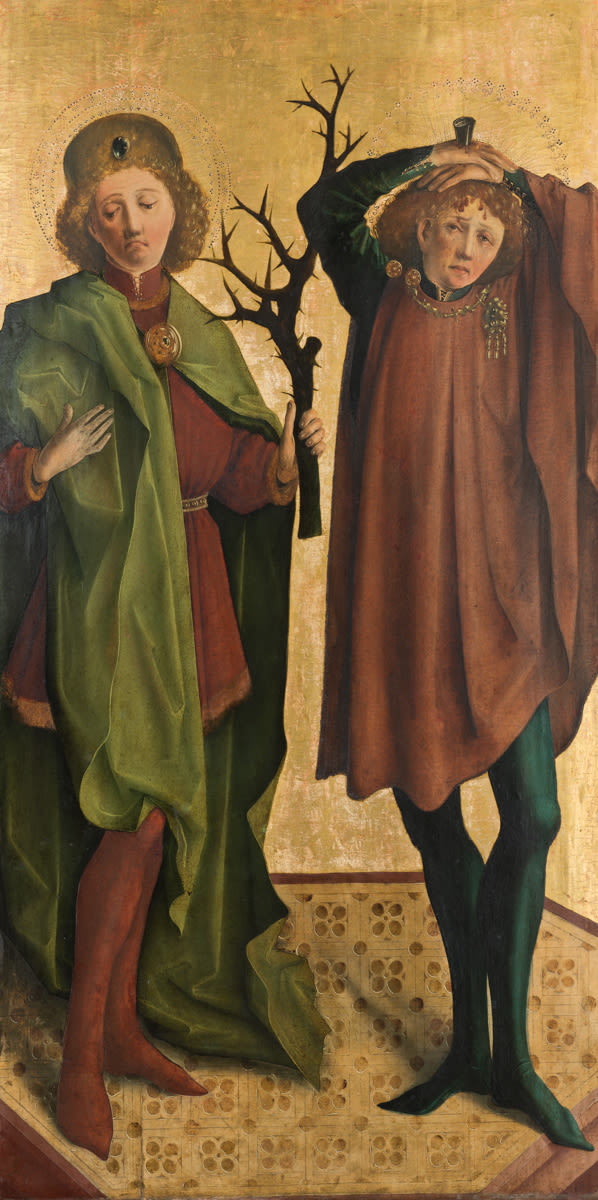 Hll. Achatius und Pantaleon