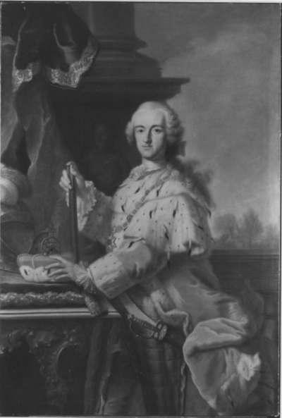 Bildnis des Kurfürsten Karl Theodor von Pfalz-Bayern