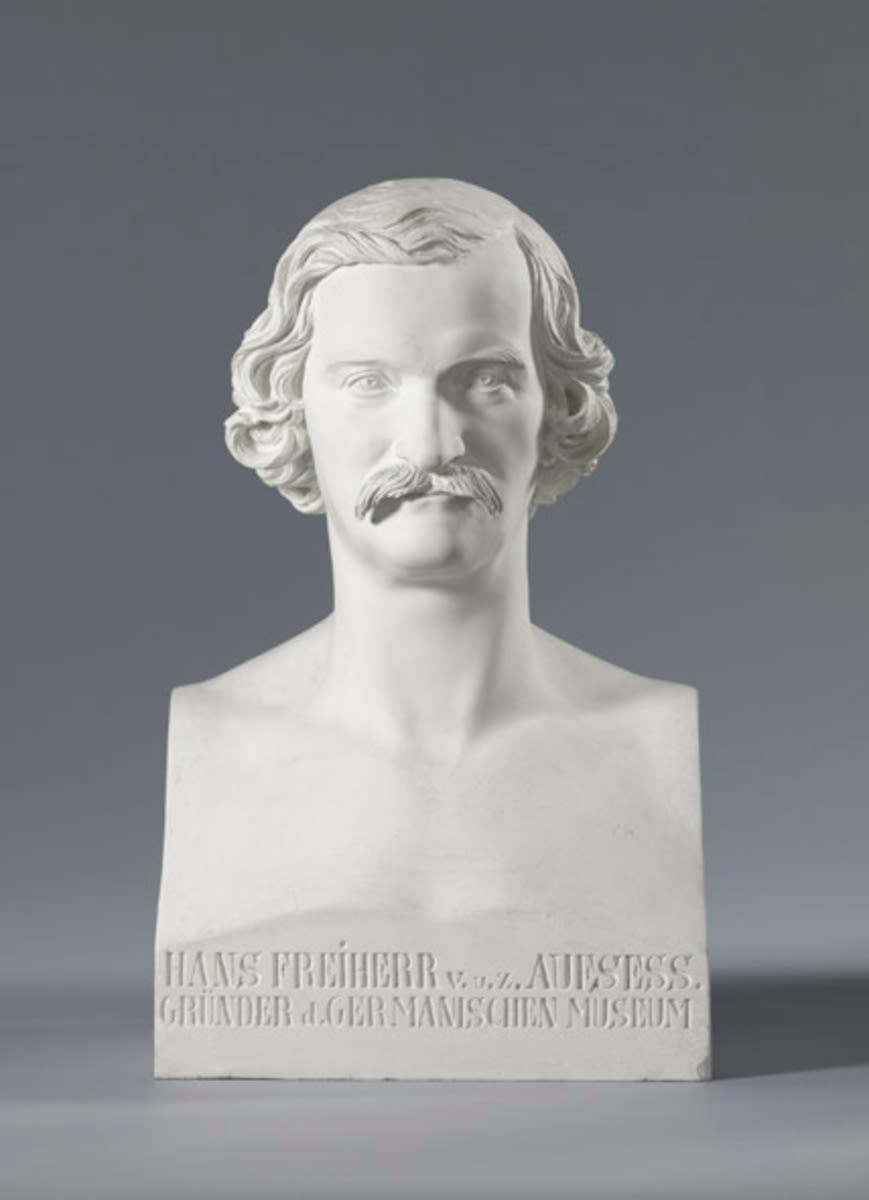 Der Altertumsforscher Hans von Aufsess (1801 - 1872), Gründer des Germanischen Nationalmuseums