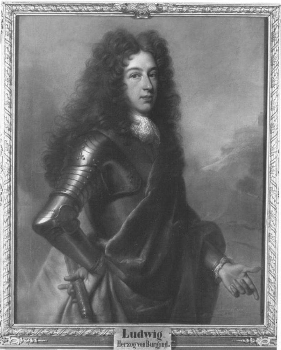 Ludwig von Frankreich, Herzog von Burgund (1682-1712)
