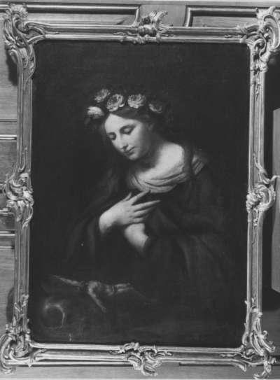 Die hl. Margaretha von Cortona
