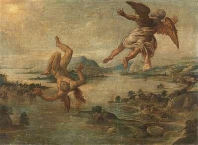 Dädalus und Ikarus