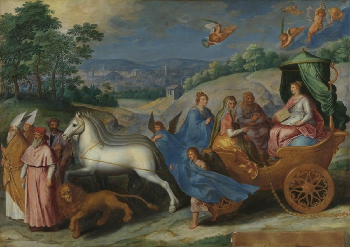 Triumph der katholischen Kirche