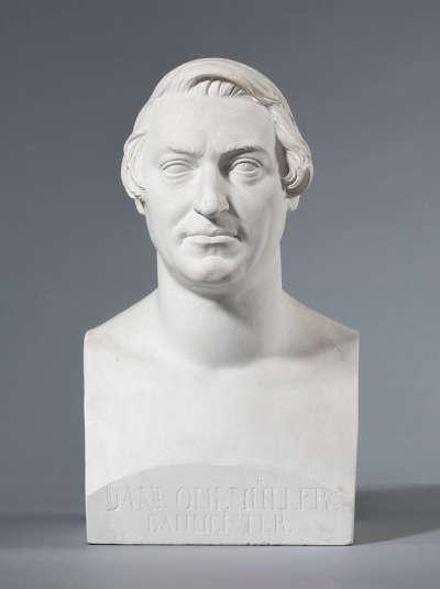 Der Architekt Joseph Daniel Ohlmüller (1791 - 1839)
