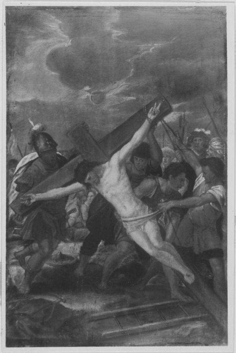 Kreuzaufrichtung Christi