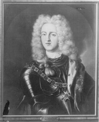 Bildnis Johann Christian von Sulzbach (1700-1733)