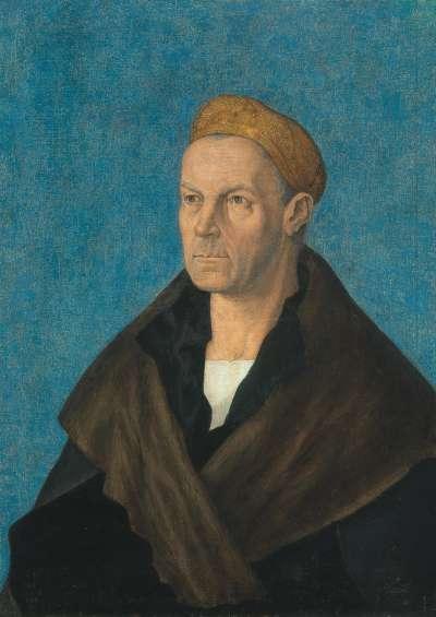 Bildnis Jakob Fugger der Reiche