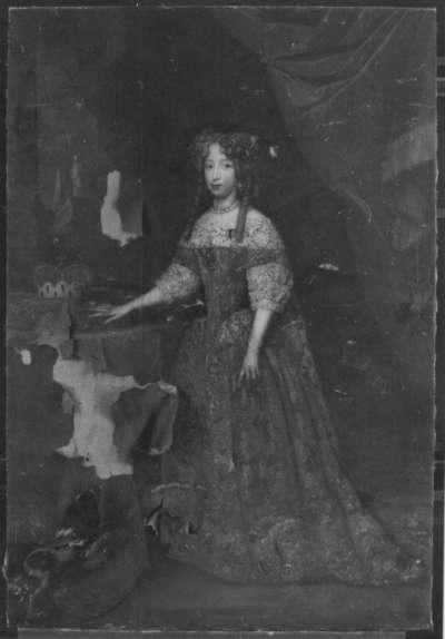 Maria Anna Christine, Tochter des Kurfürsten Ferdinand Maria, Dauphine von Frankreich