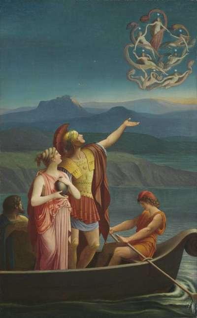 Die Rückkehr des Kallias und der Arete
