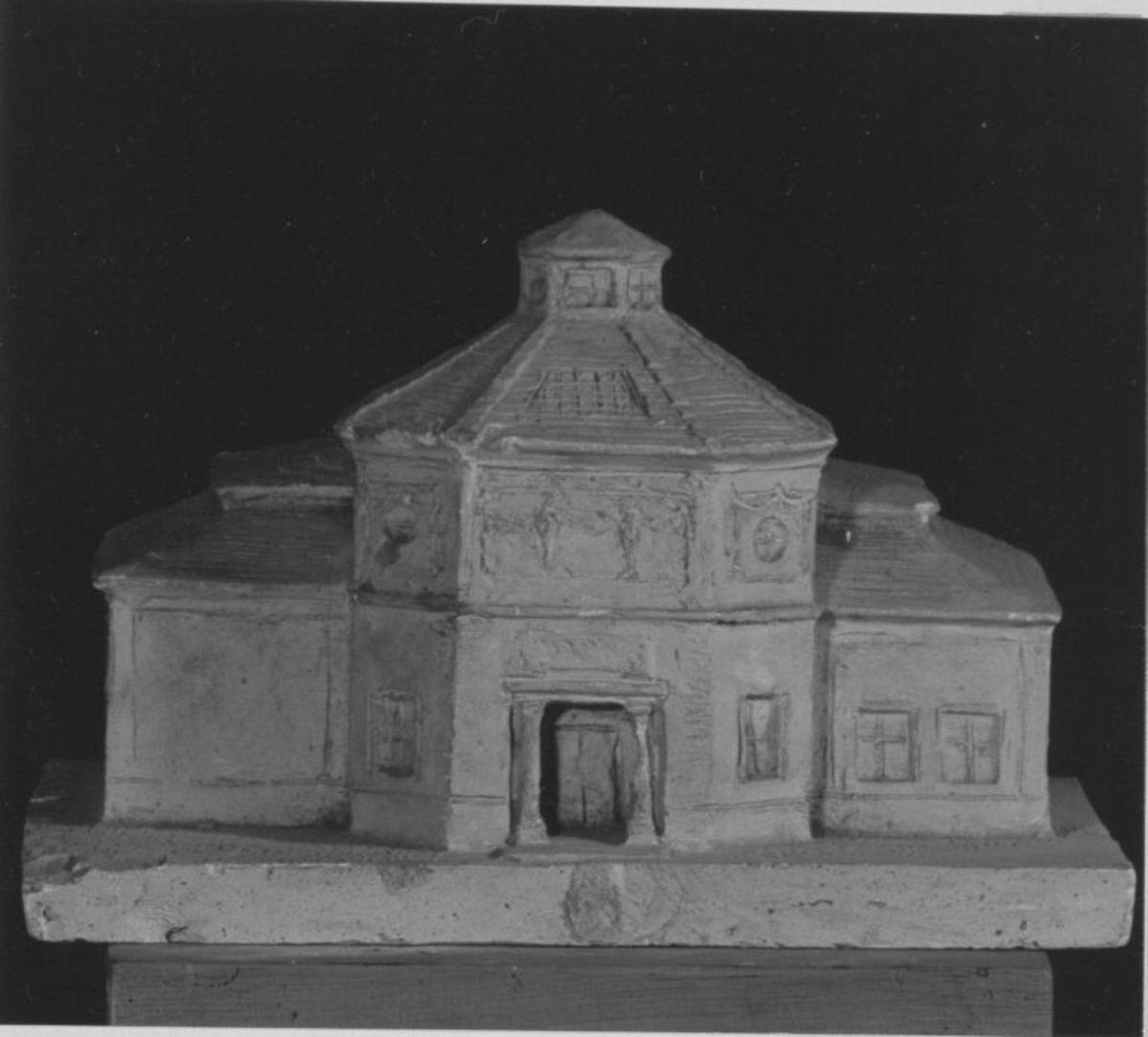 Modell für ein Hans von Marées-Museum in München