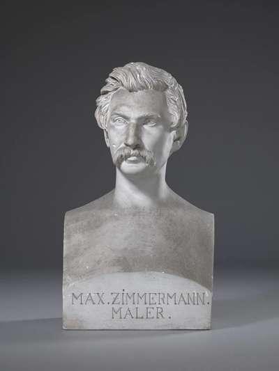Der Landschaftsmaler Max Zimmermann (1811 - 1878)