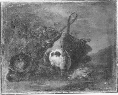 Totes Geflügel