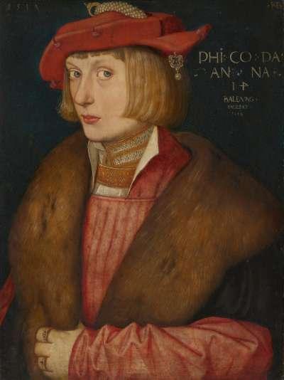 Pfalzgraf Philipp der Kriegerische