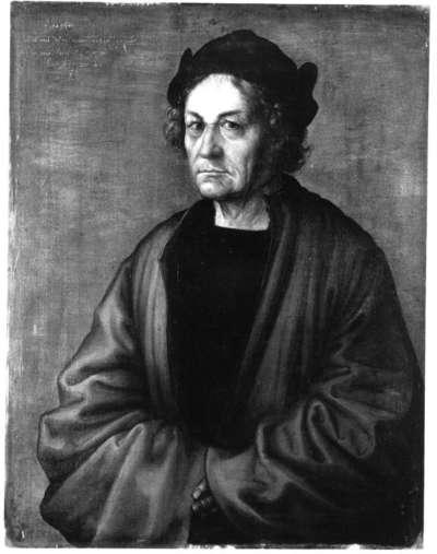 Bildnis des Vaters des Künstlers
