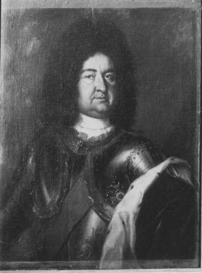 Bildnis des Pfalzgrafen Theodor Eustach von Pfalz-Sulzbach (1659-1732)