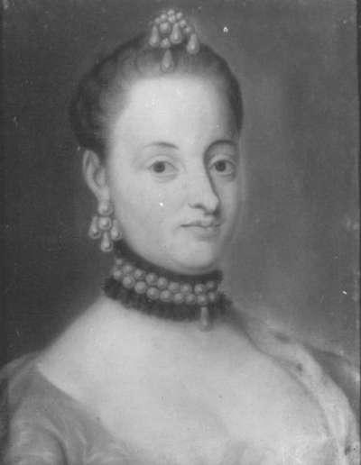 Elisabeth Apollonia, Tochter des Kurfürsten Friedrich August II. von Sachsen