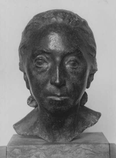Porträt Frau Oertmann
