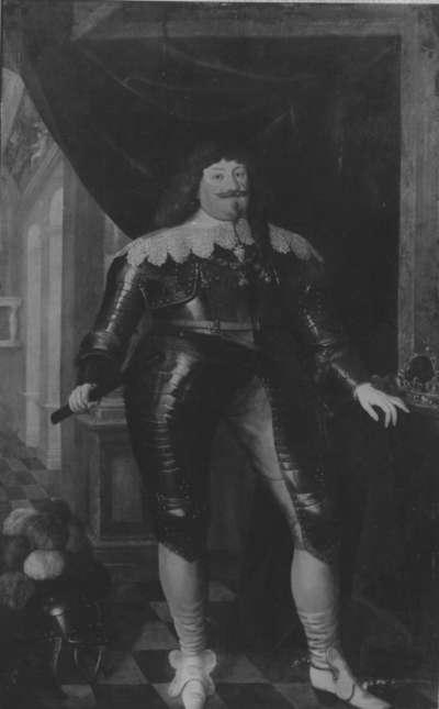 Wladyslaw IV. Wasa, König von Polen, Sohn von Sigismund III. Wasa (1595-1648)