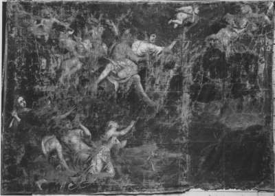 Pluto entführt Proserpina