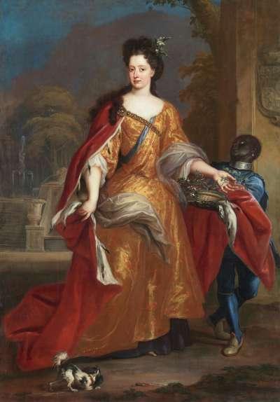 Anna Maria Luisa de' Medici, Kurfürstin von der Pfalz