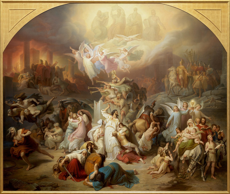 Die Zerstörung Jerusalems durch Titus