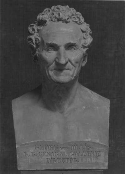 Der Maler und Galeriedirektor Johann Georg von Dillis (1759 - 1841)