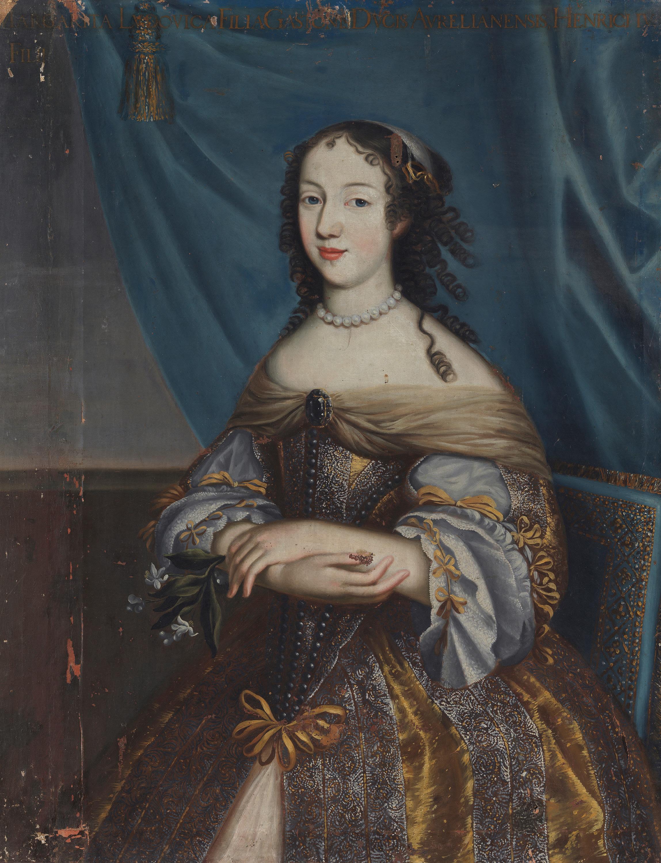 Marguerite Louise d'Orléans (1645-1721)